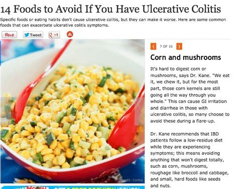 Detox Flare Up by 14 Things Not To Eat If You Ulcerative Colitis