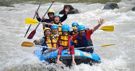 Delta Elo Rafting 1 arung jeram sungai elo citraelo rafting borobudur magelang citraelo