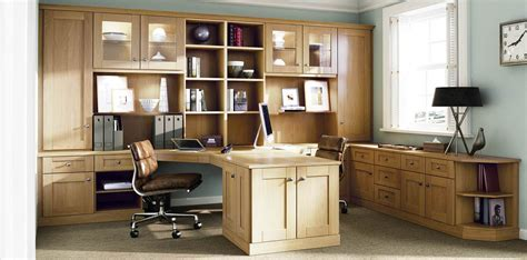fitted home office furniture 8446