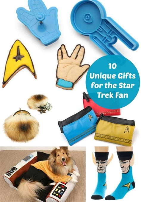 Best Unique Gifts For The Star Trek Fan The O Jays