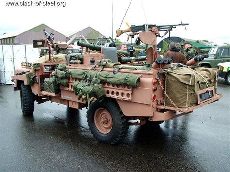 sas land clash of steel image gallery land rover s2a sas version