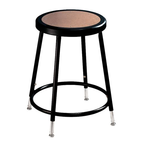 Heavy Duty Stool by National Seating 6200 Series Adjustable Heavy Duty
