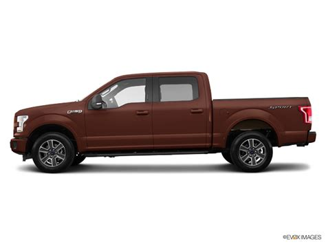 King Coal Chevrolet Used Truck 2016 Bronze Metallic Ford F 150 Lariat For