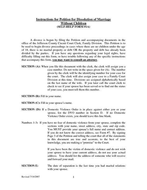 Divorce Reconciliation Letter Printable Divorce Papers Paper Business Letter Heading Template Bank Reconciliation