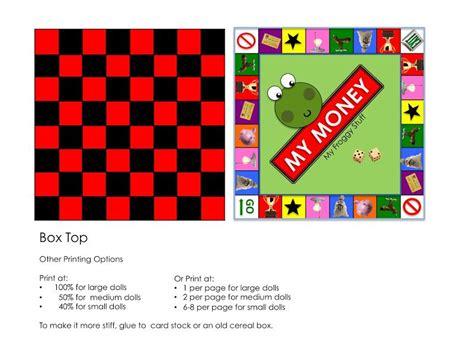 Barbie Printable Board Games | printable myfroggystuff board games click for game