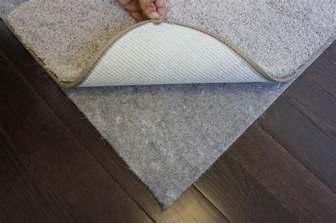 carpet pad for area rug 20 oz felt area rug pad