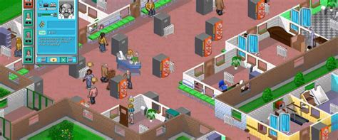 theme hospital newspaper theme hospital is free on origin shacknews