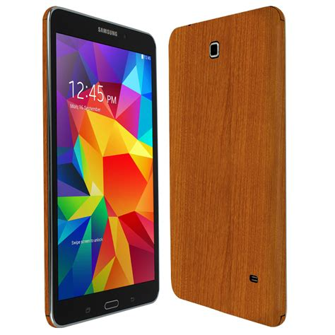 Galaxy Tab 4 Lite skinomi techskin samsung galaxy tab 4 8 0 light wood skin protector