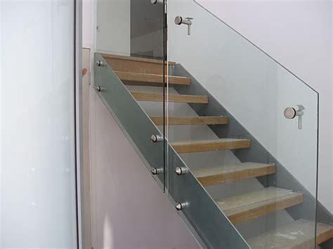 Fitting Banisters by Standoff Bolts Glass Anchors Balustrade Fittings Australia