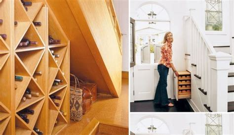 under stairs wine storage 42 under stairs storage ideas for small spaces making your