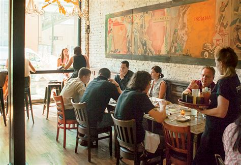Farm To Table Chicago by Farmer Restaurant Partnerships Encourage Going Local