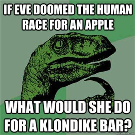 Meme Dinosaur - philosoraptor apple meme dump a day