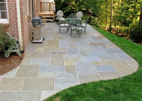 flagstone patio designs flagstone pavers best flagstone patio walsall home and