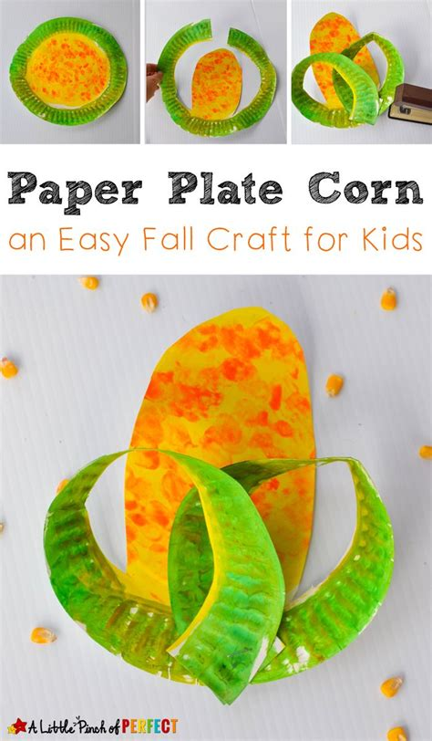 Paper Plate Fall Crafts - 25 best ideas about harvest crafts on