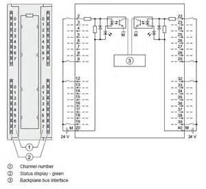 profibus connector 187 6es7321 1bl00 0aa0