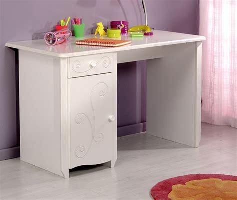bureau enfant en bois bureau enfant en bois blanc meg 232 ve bu1005