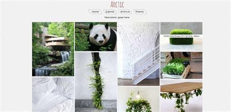 tumblr themes free four columns themes by james