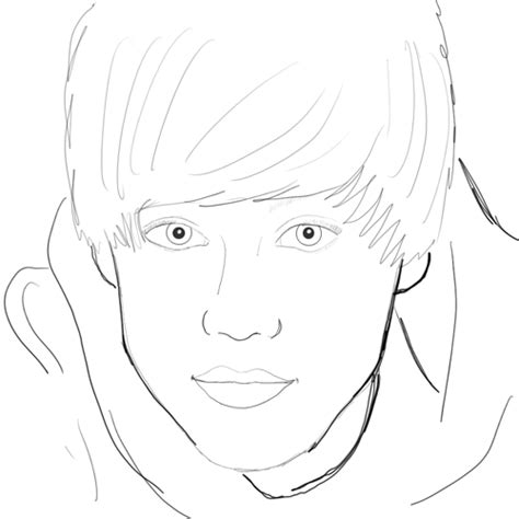 justin bieber coloring pages games justin bieber coloring pages 4