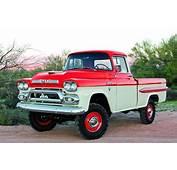 NAPCO 4x4 Pickup Trucks The Forgotten
