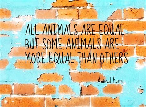animal farm quotes quotes about animal farm napoleon quotesgram