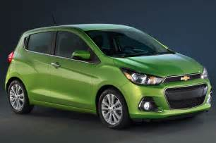 What Is A Chevrolet Spark 2016 Chevrolet Spark Look