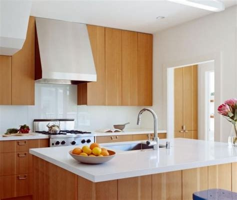 vertical grain fir kitchen cabinets vertical grain fir cabinets white tops and glass splash