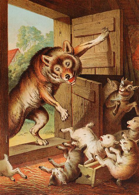 el lobo de los 1519600925 el lobo y las siete cabritillas wikipedia la enciclopedia libre