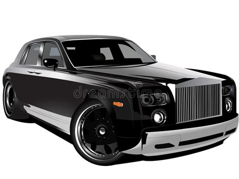 customized rolls royce phantom customized luxury black rolls royce phantom car stock