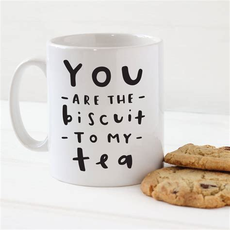biscuit to my tea mug by old english company   notonthehighstreet.com