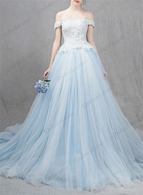 hochzeitskleid hellblau jdsbridal purchase wholesale price wedding dresses prom