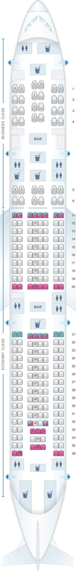 iberia airbus a340 500 seat map plan de cabine hi fly airbus a340 500 tfx tfw 237pax