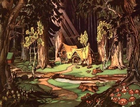 Snow White And The Seven Dwarfs Cottage by Quot Snow White And The Seven Dwarfs Quot Of The Dwarfs