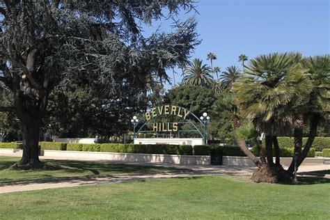 Beverly Garden Park beverly gardens park