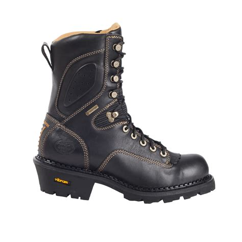georgia comfort core logger boots g034 georgia gore tex 174 comfort core 174 logger composite toe