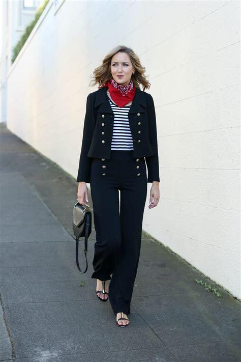 Working The Nautical Trend by Nautical Memorandum Nyc Fashion Lifestyle For