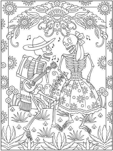 dia de los muertos altar coloring pages coloriage d halloween 224 imprimer gratuitement