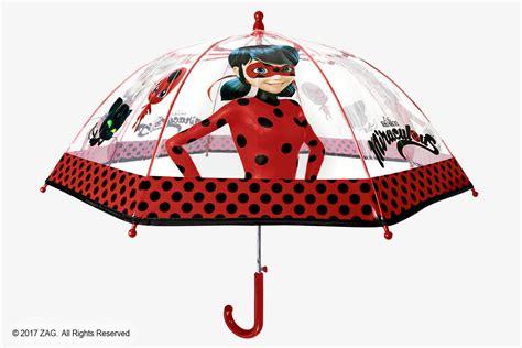 ombrelli trasparenti a cupola ombrello trasparente bambina miraculous le storie di
