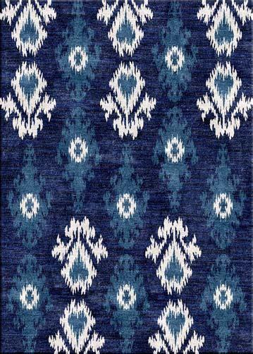 Scarla Ikat julie dasher rugs custom made designer rugs knotted