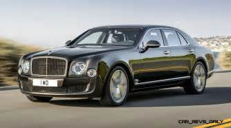 Bentley Molsan Bentley Mulsanne Speed Is New For 2015 With 811 Pound