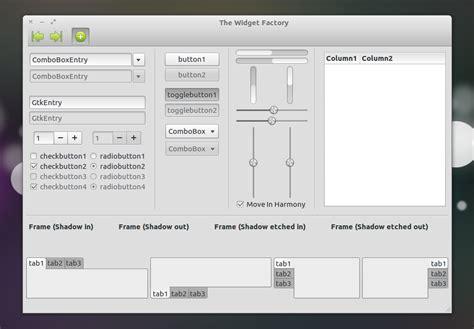 gtk theme editor ubuntu elementary gtk theme 3 0 released install in ubuntu 12 04