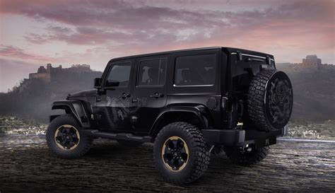 Jeep Specials Jeep Wrangler Edition Coming To America Taw