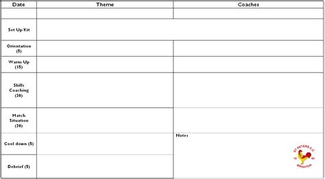 coaching session template cool coaching session plan template gallery exle