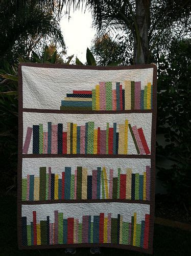quilt pattern library books bookshelf quilt crafty diy pinterest we quilt and