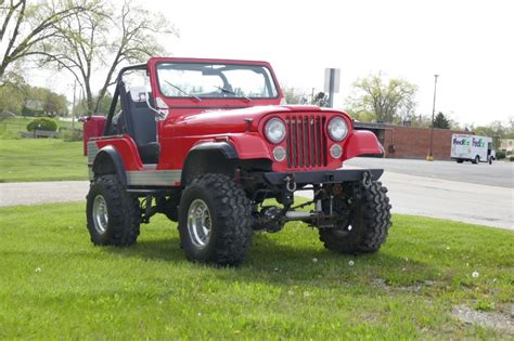 4wd Jeep 1980 Jeep Cj5 Lifted 4wd Great Summer Cruiser From