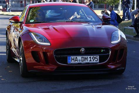 Jaguar Auto Rot by Jaguar In Rot Bei Cars Coffee In D 252 Sseldorf Am 16 10 2016