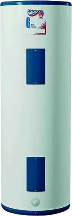 richmond electric water heater temperature adjustment rheem richmond 6em40 2 40 gal 6yr electric water heater at