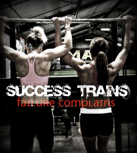 a new exercise how to succeed at the for a dpt program books success trains failure complains crossfit
