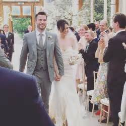 Rick edwards marries former eastenders actress emer kenny see