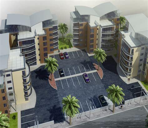 Apartment Developers Apartment Development Benghazi Najib Gedal Architect