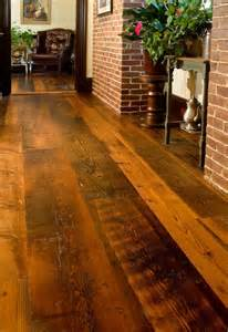 Wide Plank Distressed Hardwood Flooring 4 Ways To Use Distressed Wood For A Rustic Home D 233 Cor